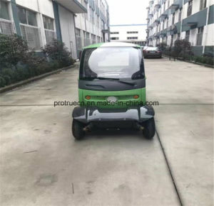 Lithium Battery Electric Mini Car Closed Door for Two Persons pictures & photos