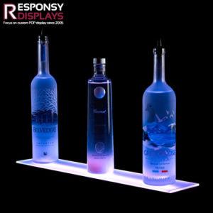Acrylic LED Lit Spirits Liquor Display Holder pictures & photos