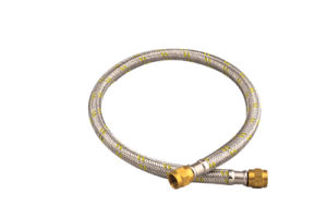 Stainless Steel Braided Gas Hose (FP5025) pictures & photos