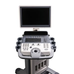 China Portable 4D Color Doppler Ultrasound Diagnostic System / Mindray Ultrasound Machine Price pictures & photos