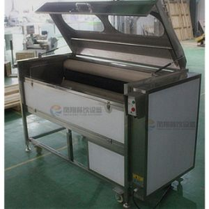 Attrition Type Potato Washer Vegetable Peeling and Washing Machine pictures & photos