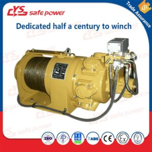 1ton Remote-Control Air Winch Offshore pictures & photos