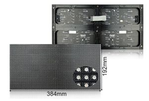 Hot Sale P6 Advertising LED Screen Indoor Fixed LED Display pictures & photos