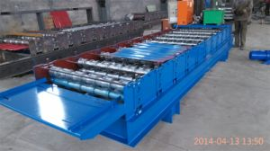 Exported to Sri Lanka Roof Roll Forming Machine pictures & photos