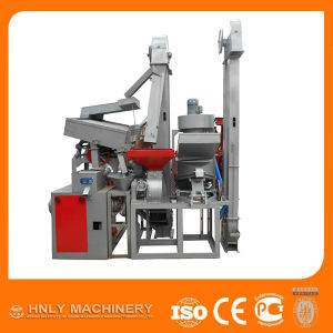 Multifunctional Mini Rice Milling Machine pictures & photos