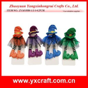 Halloween Decoration Gift Item Type Party Use Decoration (ZY11S354-1-2-3) pictures & photos