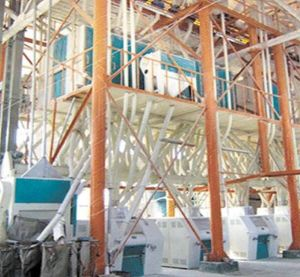 Wheat Flour Milling Plant Turnkey Project pictures & photos