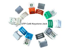 Systimax Sytle UTP Cat 6 RJ45 Keystone Jack