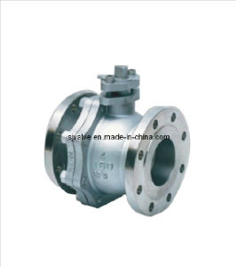 150lb API Flange Ball Valve pictures & photos