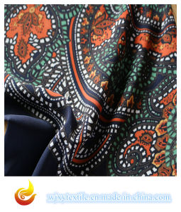 Water Print Polyester Fabric for Dress (XY-P20150026S) pictures & photos