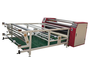 CE Certificated Sublimation Machine for Italy Fashion Cloth (BD420/1700)