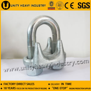 Us Type Drop Forged G450 Wire Rope Clip pictures & photos