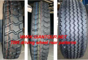 385/65r22.5, 315/80r22.5, 295/80r22.5 TBR Bus Tires Truck Tyres