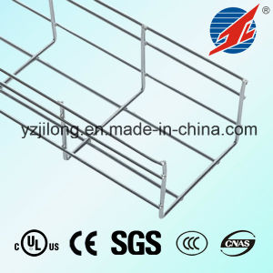 Hot Dipped Galvanized Wire Mesh Cable Tray with UL pictures & photos