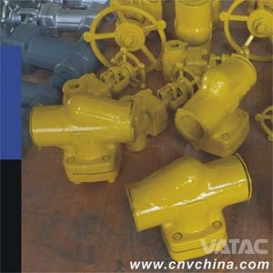 F. S/Fs BSPT Screwed Threaded Swing Check Valve pictures & photos