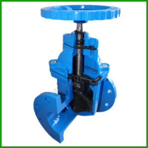 Hand Wheel DIN 3352 F4 Resilient Seat Gate Valve pictures & photos