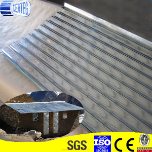 Galvanized Corrguated Roofing Sheet Price