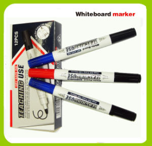 White Board Marker Pen, Whiteboard Pen Double Head (8801) pictures & photos
