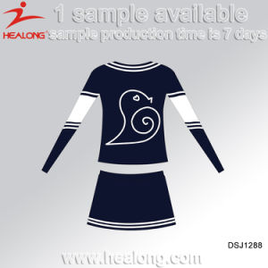 Healong Sublimated Printing Youth Cheerleading Uniforms Cheerleading Jerseys pictures & photos