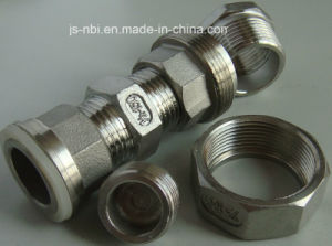 Hex Stud Bolt, Machined Metal Parts pictures & photos