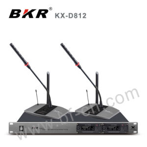 Kx-D812 Two Channel Conference Microphone System pictures & photos