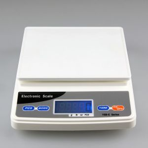 Digital Weighing Scale, Kitchen Scale, Baking Scale, Counting Function