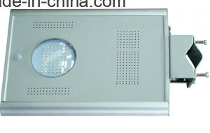 Enviromental Friendly 12W All in One LED Street Light pictures & photos