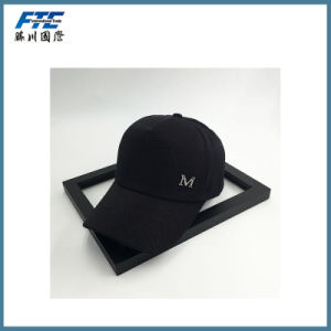 Custom Embroidery Cotton Baseball Cap Snapback Cap pictures & photos