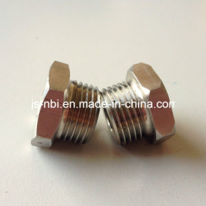 Precision Aluminum Screw, High Quality pictures & photos