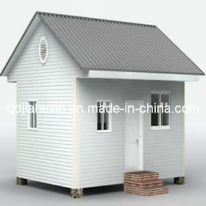 Econormic and Fast Prefabricated House (JHX-013) pictures & photos