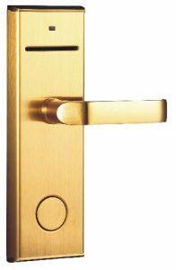 Contact Hotel Door Lock (JS-8001-J) pictures & photos