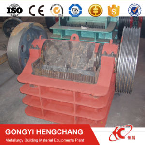 Jaw Crusher Machine for Glass Crushing pictures & photos