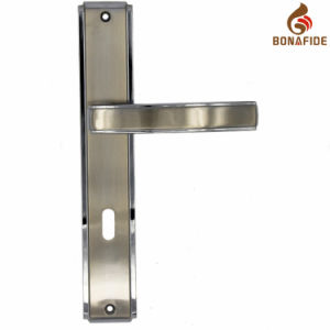 High Quality Full Zinc Door Lock Handle-035 pictures & photos