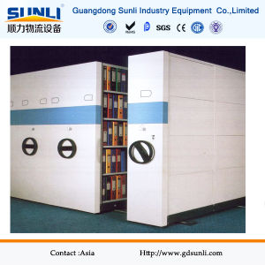 Steel Mobile File Shelving with Cabinet System pictures & photos