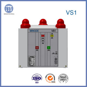 24kv Fixed Type Triple Pole Vs1 3 Phase Vacuum Circuit Breaker