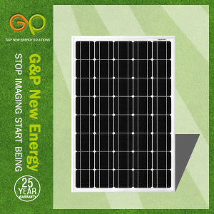 G&P Mono Solar Panel 160W, Solar Module, Solar Power pictures & photos