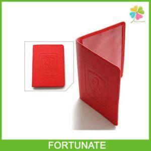 Cheap PVC Card Holder for Passport Ticket