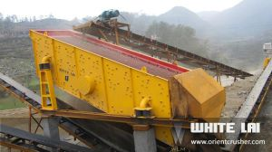 3YK2160 Vibrating Screen pictures & photos