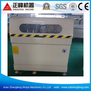 CNC Corner Automatic Cutting Saw for Aluminum Doors pictures & photos