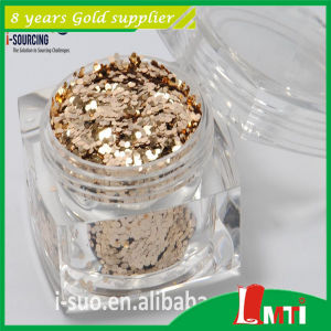 Fine Glitter Powder with Bottle Packing pictures & photos