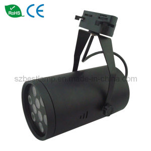 LED Track Spot Light with CE Approal pictures & photos