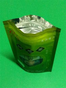 Vacuum Bag /Transparent Nylon Tea Bag/Stand-up Pouch Bag pictures & photos