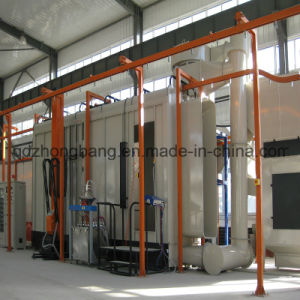 High Quality Pulse Blowback Recovery System for Powder Coating Line pictures & photos
