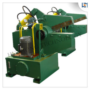 Hydraulic Alligator Metal Shear Cutting CNC Machine pictures & photos