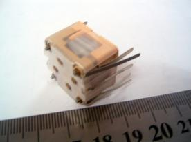 Film Dielectric Variable Capacitor #12 pictures & photos