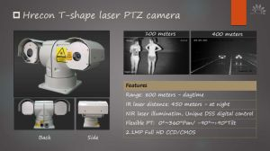 Night Vision Laser Video Camera for Surveillance pictures & photos