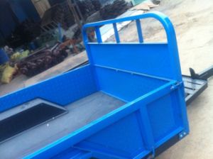 Small Trailer for Walking Tractor (7C-1.5) , Tiller Trailer pictures & photos