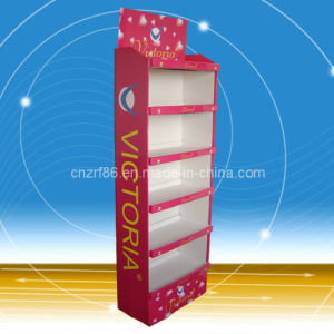 Professional Paper Cardboard Display Shelf pictures & photos