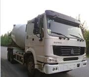 Hohan Concrete Mixer Truck