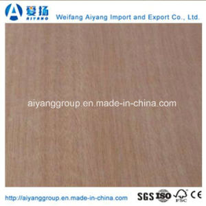 Poplar/Eucalyptus Core Okume/Bintangor/Sapeli Commercial Plywood for Furniture/Decroation pictures & photos